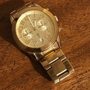 Michael Kors ladies' Mercer chronograph watch